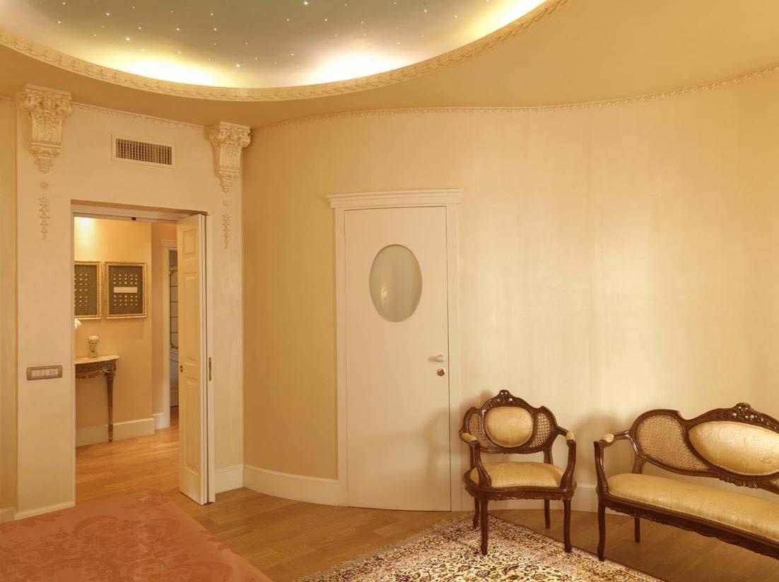 Murales Parete Camera Da Letto: Camere da letto decorare le pareti ...